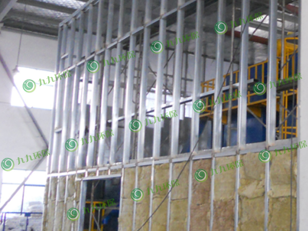 凯燕电子CRT玻璃干洗设备降噪